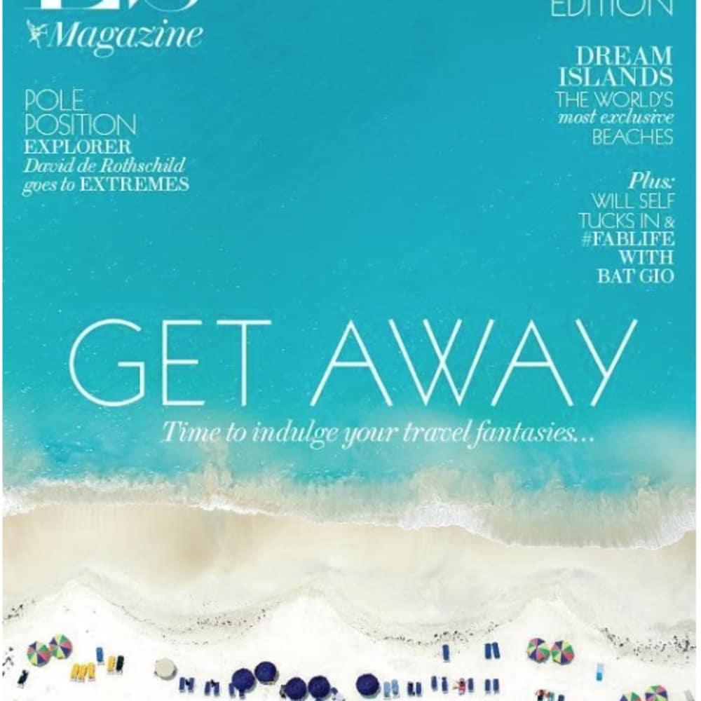 ES Magazine Cover