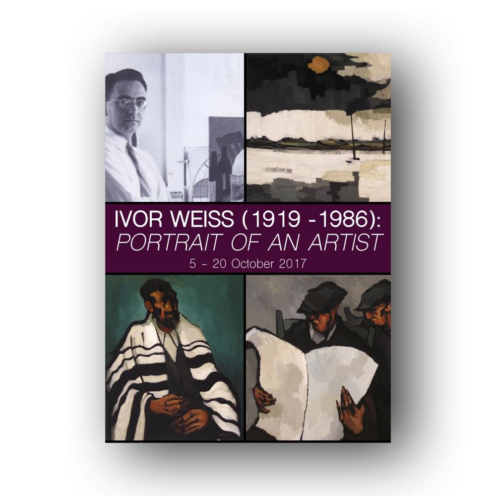 Portrait of an Artist: Ivor Weiss (1919 - 1986)