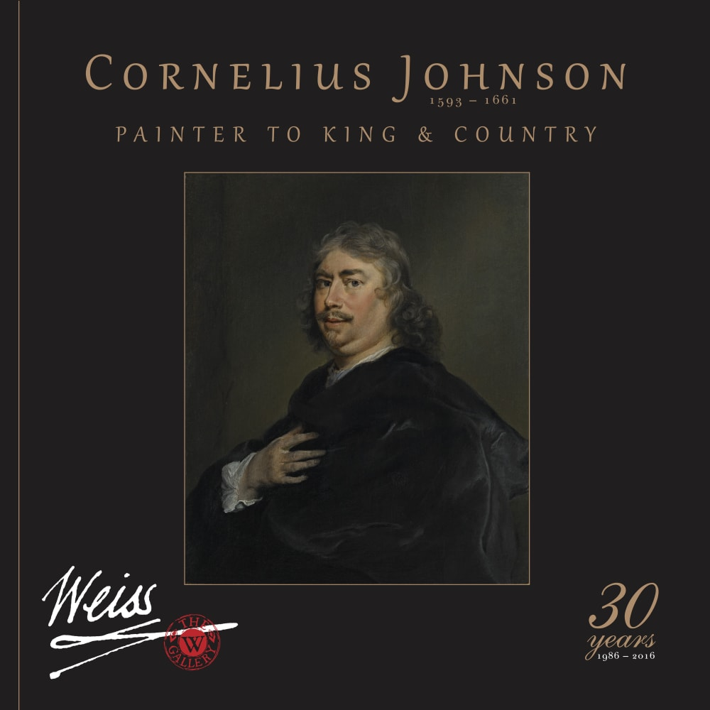 """30th Anniversary Exhibition: Cornelius Johnson (1593 - 1661): Painter to King & Country"""