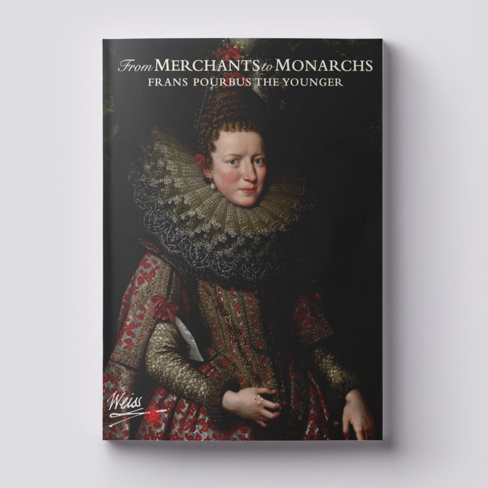 "New Catalogue Release: ""From Merchants to Monarchs: Frans Pourbus the Younger (1569 - 1622)"""
