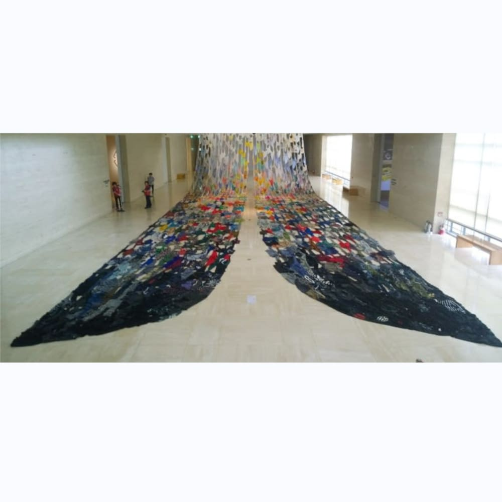 Kaarina Kaikkonen We Are Your Wings Finnish Wave, group show Busan Art Museum, 58 Apec-Ro, Haeundae-Gu, Busan, South Korea July 12 – November 26, 2019