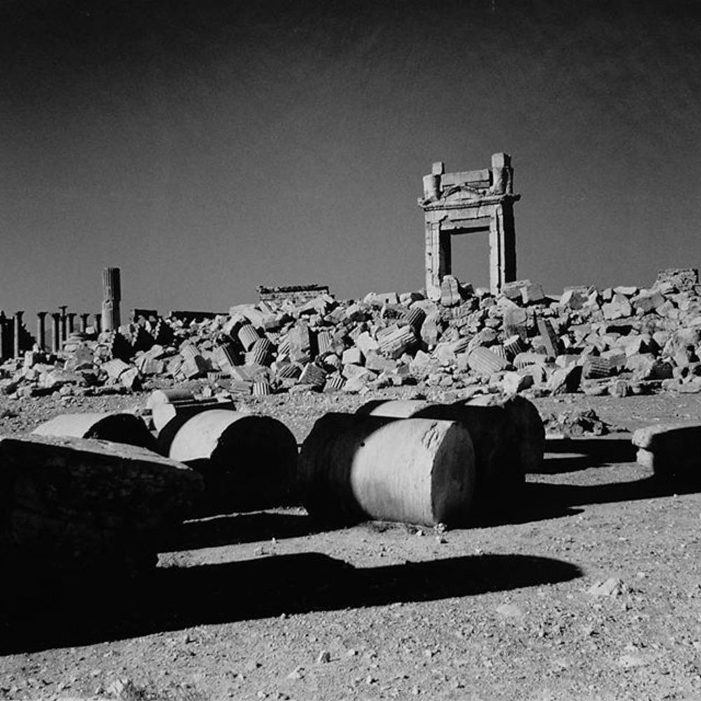 Just 2 weeks left of 'Don McCullin: Southern Frontiers' at @chateaulacoste, closing 2 weeks today on...
