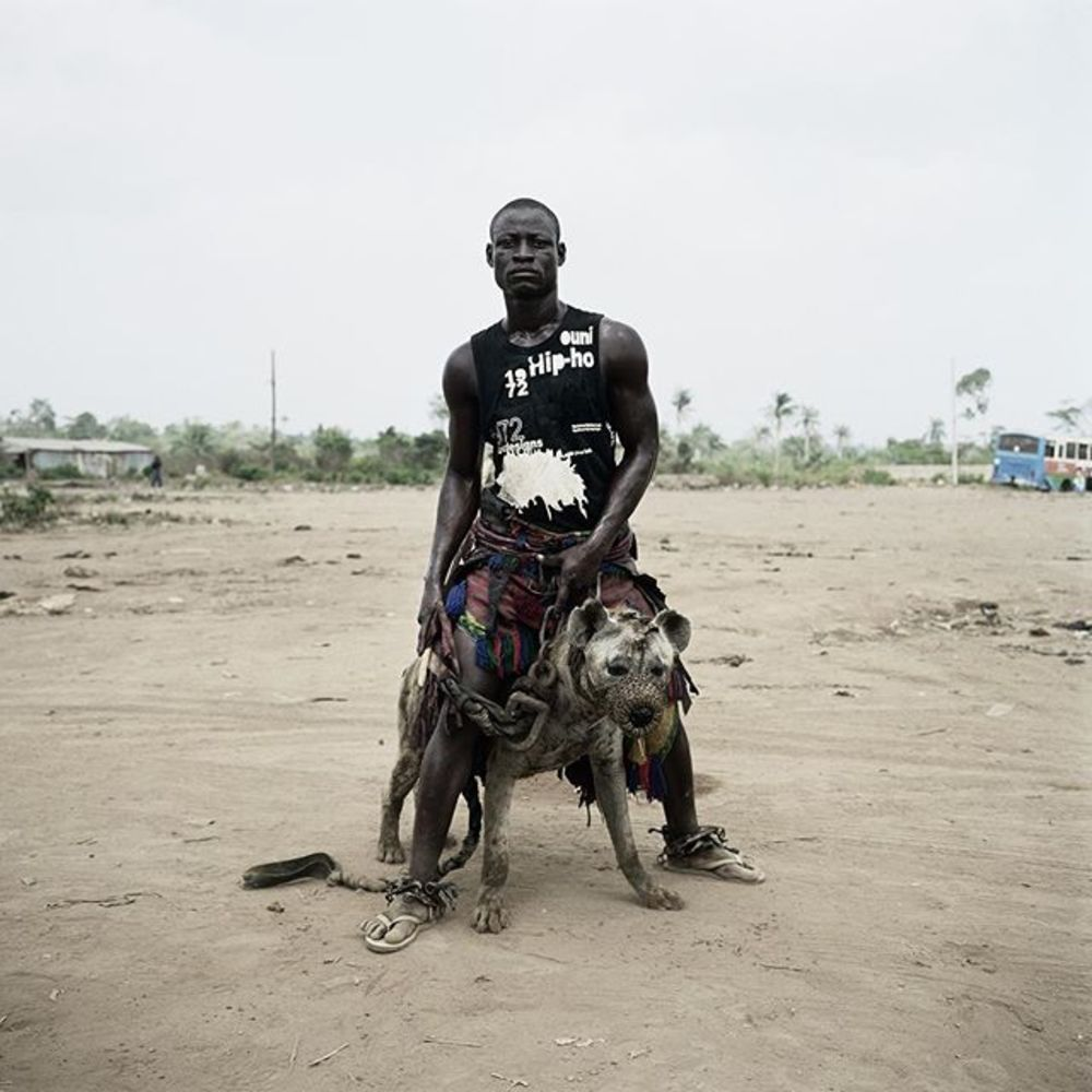 Our #PictureForTheWeekend is Pieter Hugo's sold out 'Abdullahi Mohammed with Gumu, Ogere-Remo, Niger...