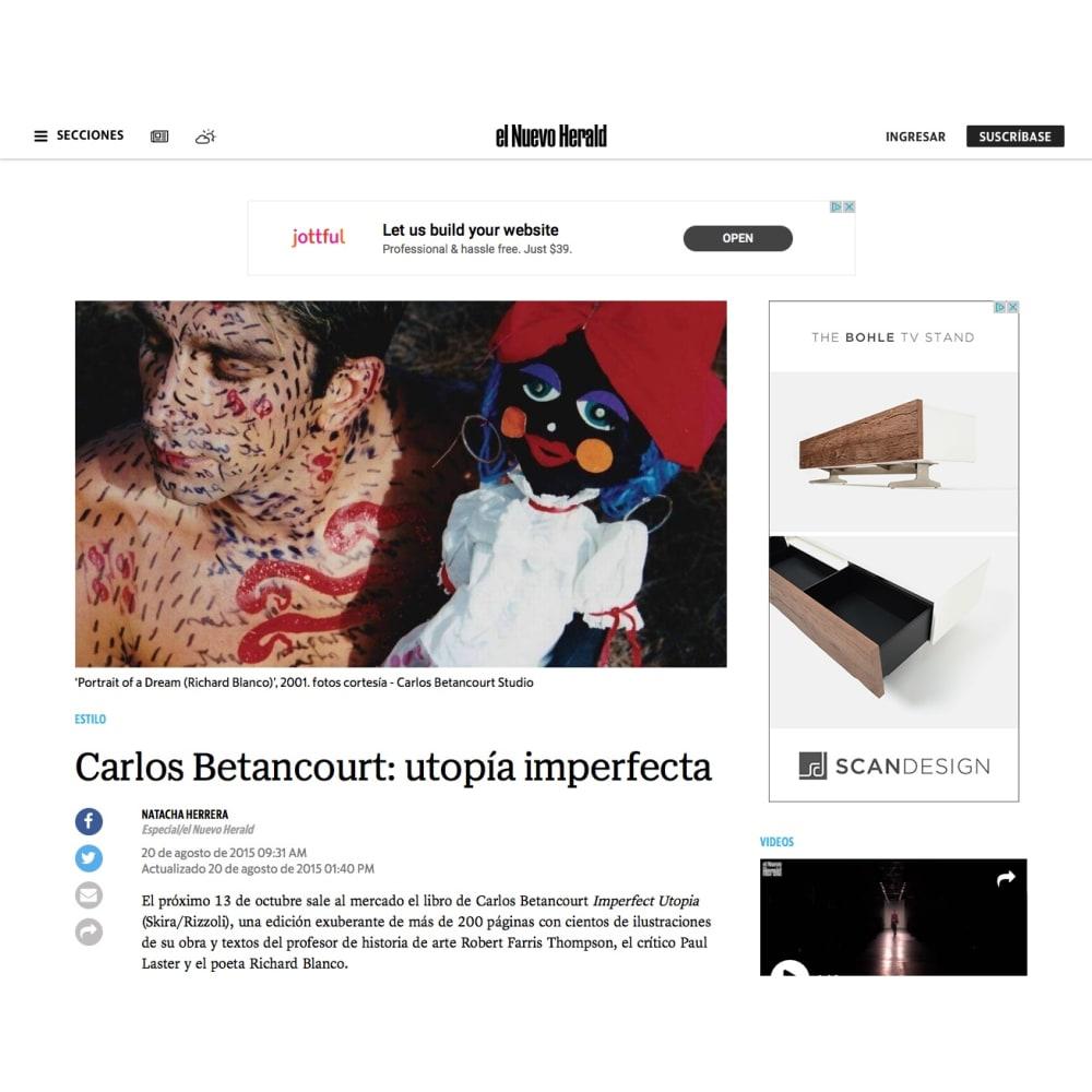 Agosto EL Nuevo Herald