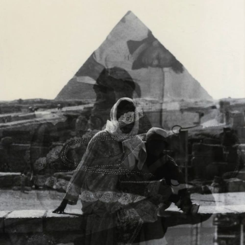 Ming Smith, Masque, Cairo, Egypt, c. 1990s