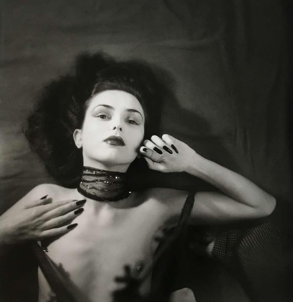 Jacques-Henri Lartigue, Florette, Paris, 1944