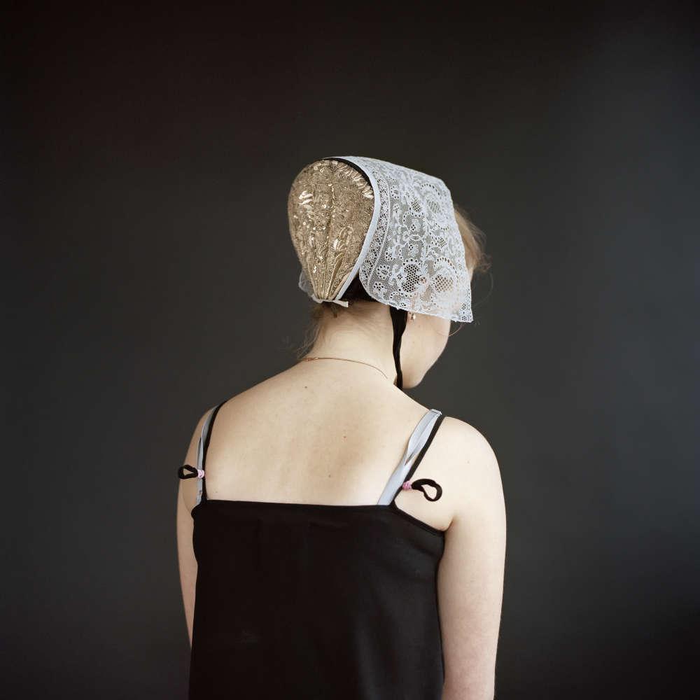 Trine Søndergaard, Untitled Lace #17, 2015