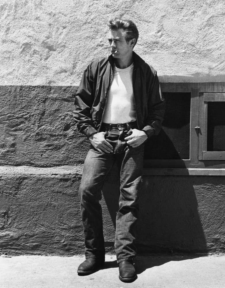 Floyd McCarty, Floyd McCarty: James Dean, 1955
