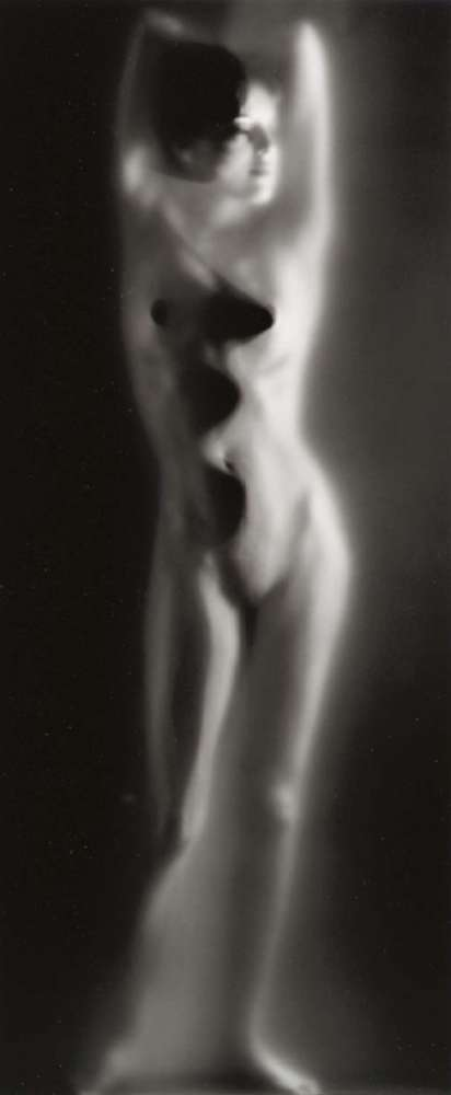 Ruth Bernhard, Luminous Body, 1962