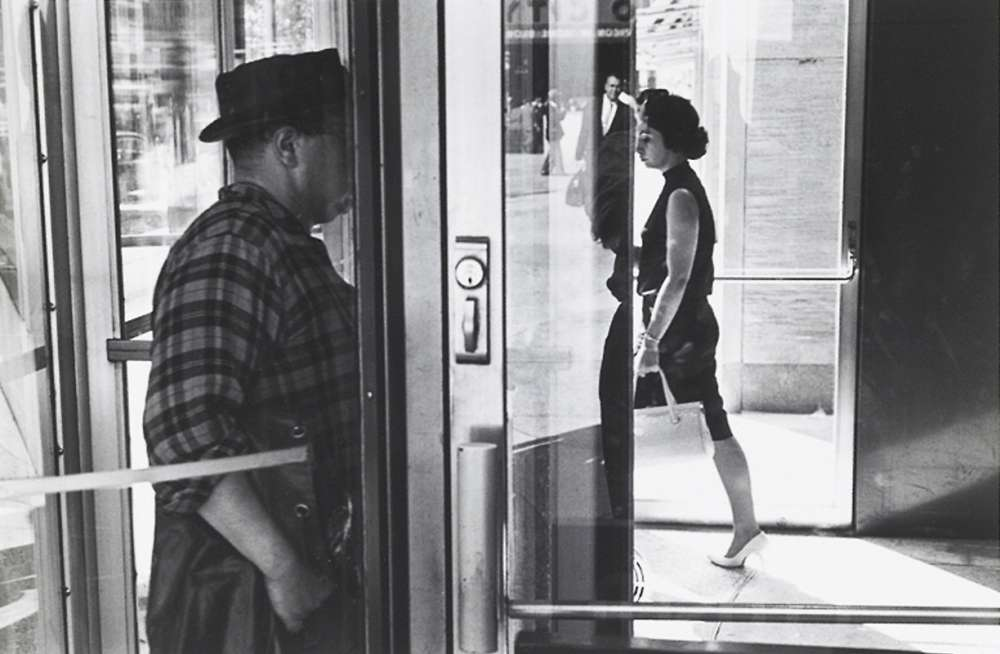 Lee Friedlander, New York City, 1963