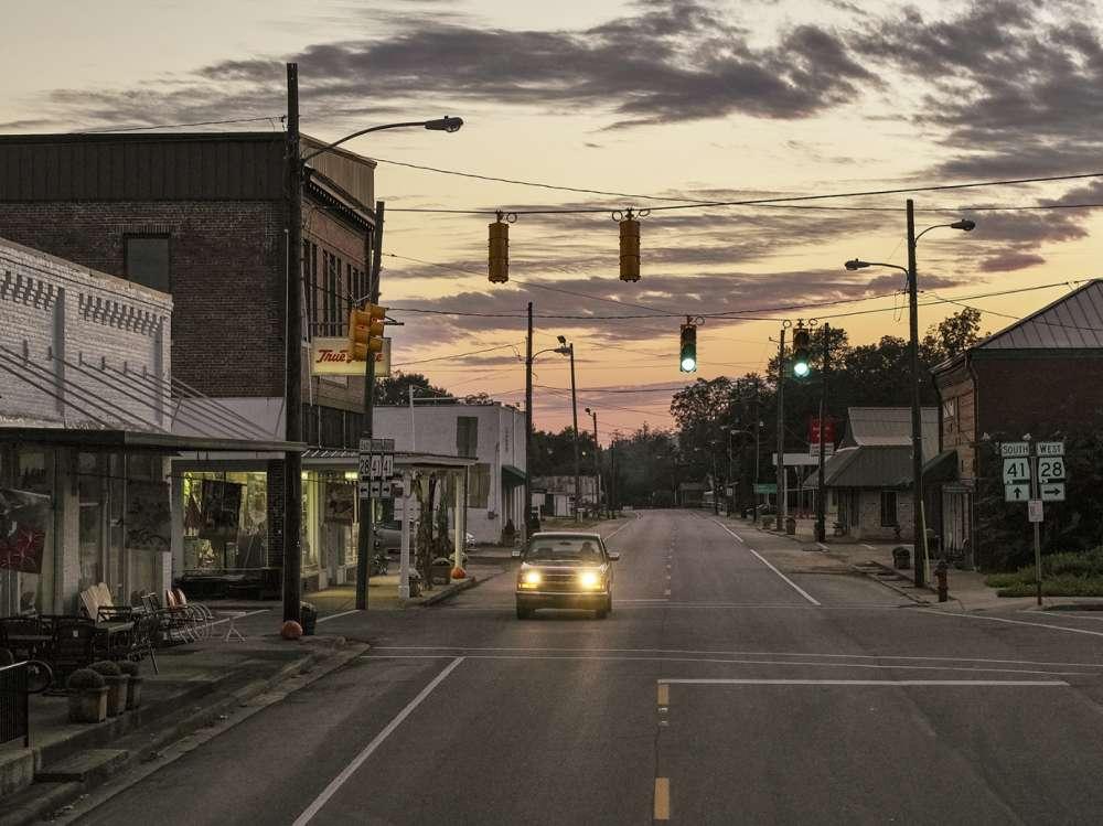 Andrew Moore, City of Camden, Wilcox County