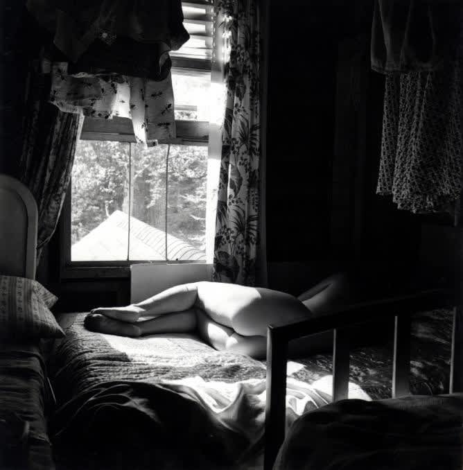 Harry Callahan, Eleanor, Port Huron, 1953