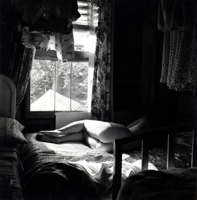 Harry Callahan, Eleanor, Port Huron, 1953
