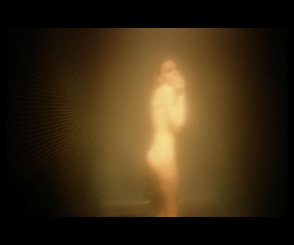 Elton John AIDS Foundation Photography Portfolio I, Nan Goldin: Sunny in the Sauna, L 'Hotel Paris, 2008