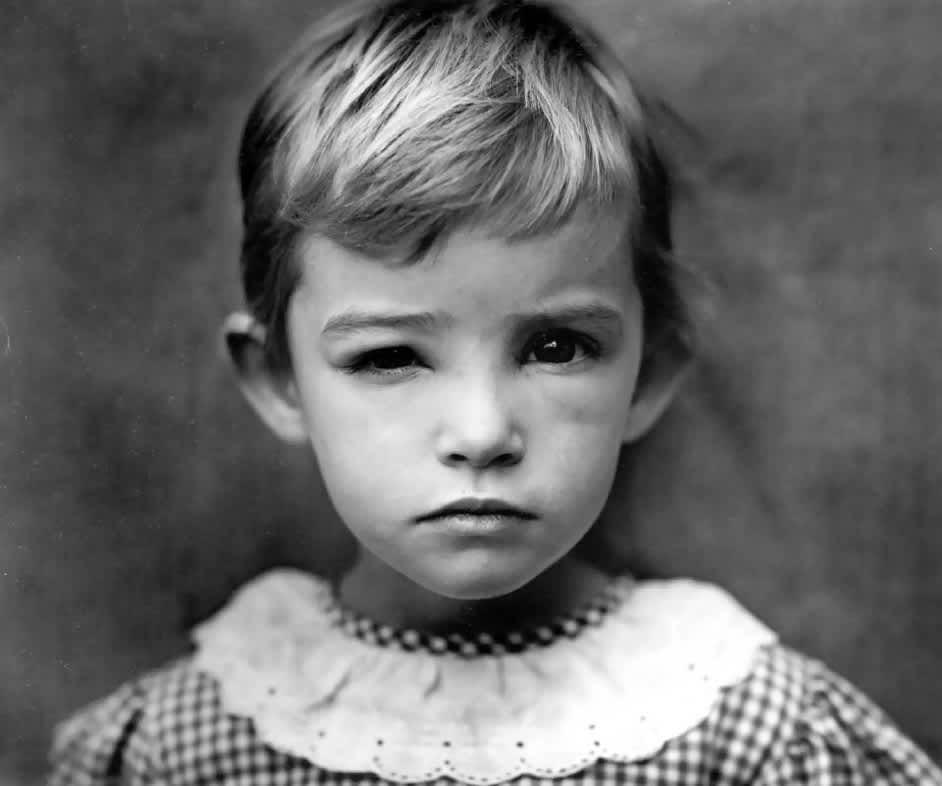Sally Mann, Damaged Child, 1984