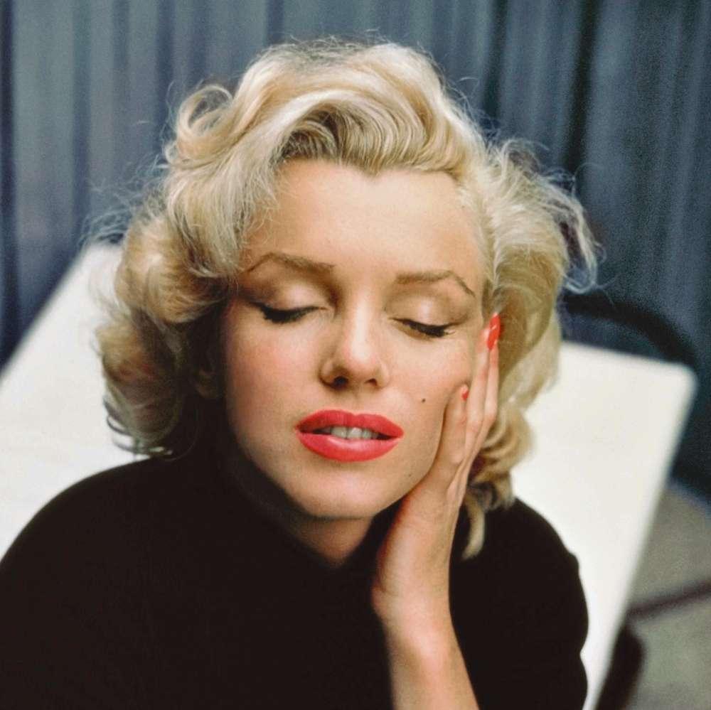 Alfred Eisenstaedt, Daydreaming Marilyn, Hollywood, California, 1953