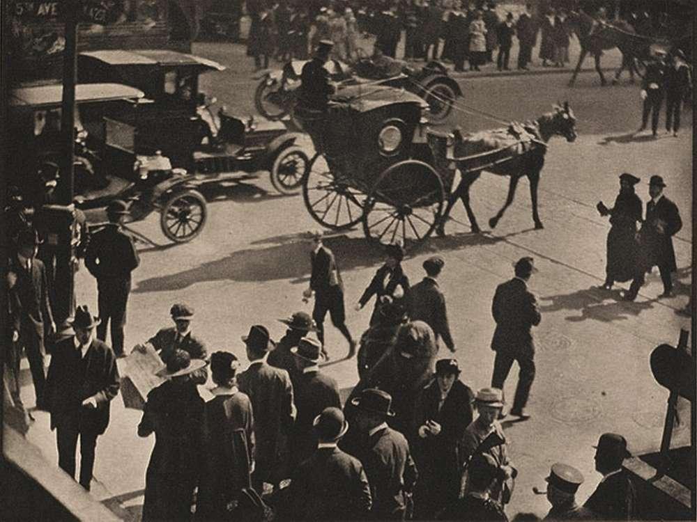 Paul Strand, New York, 1916