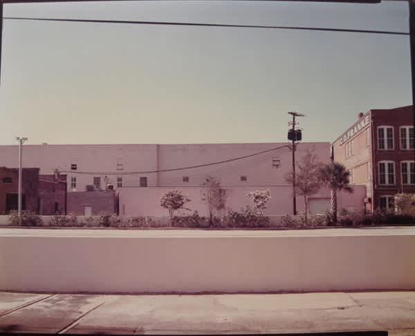 Stephen Shore, Cumberland Street, Charleston, SC, 1975