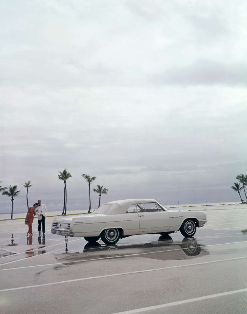 William Helburn, Buick, Coral Gables, Florida, 1962
