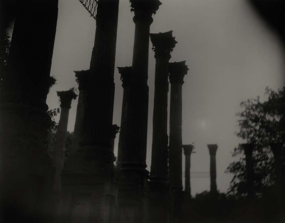 Sally Mann, Deep South, Untitled (Windsor by Moonlight), 1998