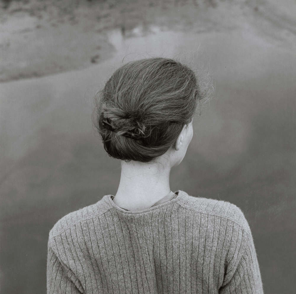 Emmet Gowin, Edith, Chincoteague, Virginia, 1967