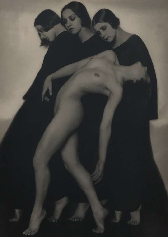 Rudolf Koppitz, Movement Study, Vienna, 1925
