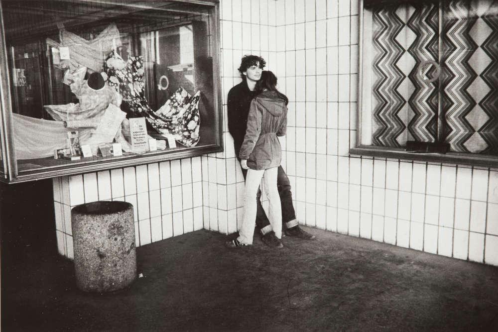 Sibylle Bergemann, Prenzlaier Berg, Schonhauser Allee Station, 1980