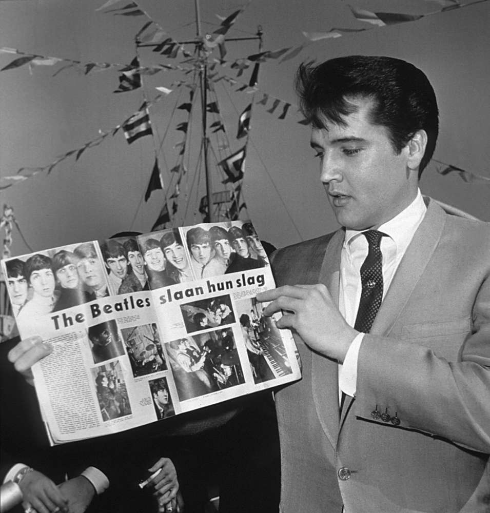 Motion Picture Television Archive, Bud Gray: Elvis Presley, 1963