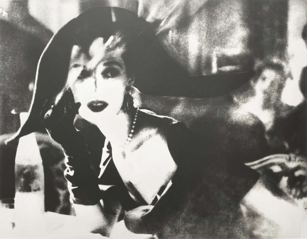 Lillian Bassman, Harper's Bazaar, Barbara Mullen, Hotel Ritz, Paris, 1949