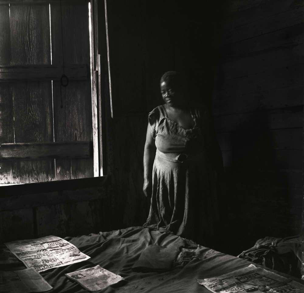 "Debbie Fleming Caffery, ""Polly Joseph,"" June, Louisiana, 1985"