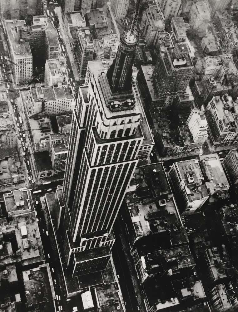 Nat Fein, Empire State Building, 1940