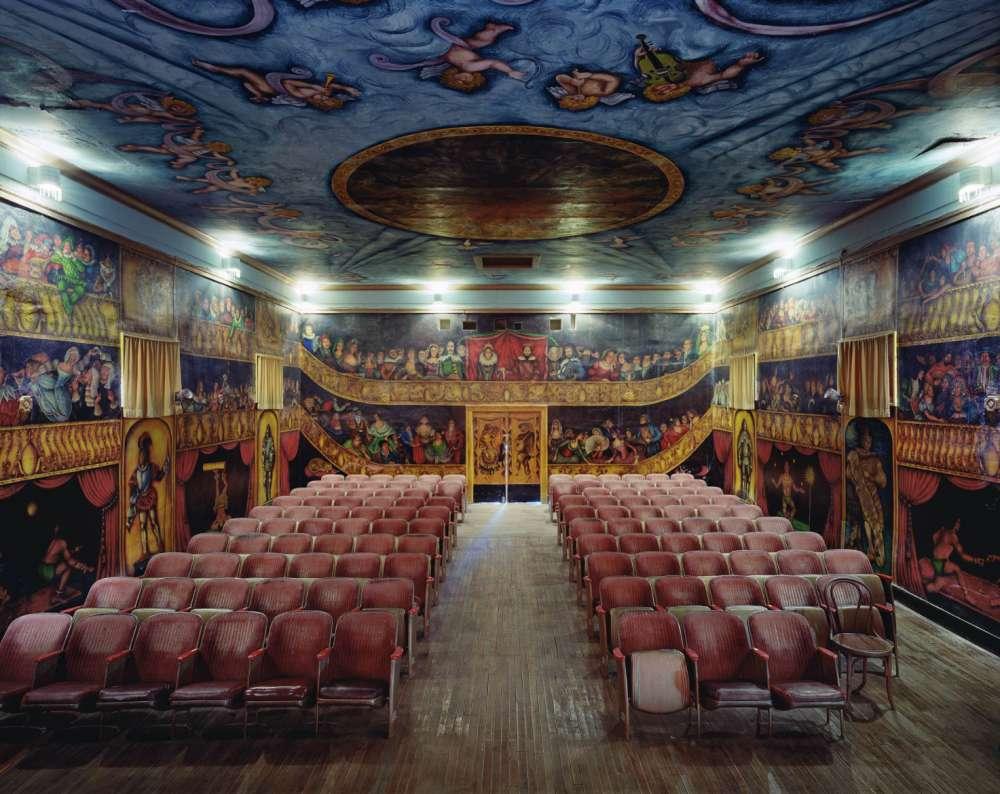 David Leventi, Amargosa Opera House, Death Valley Junction, California, 2009