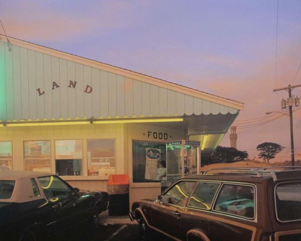 Joel Meyerowitz, Land, Provincetown, 1976