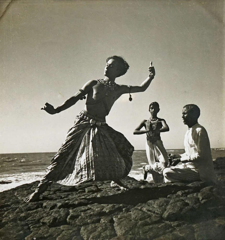 Cecil Beaton, Ram Gopal, Indian Dancer #1, 1944