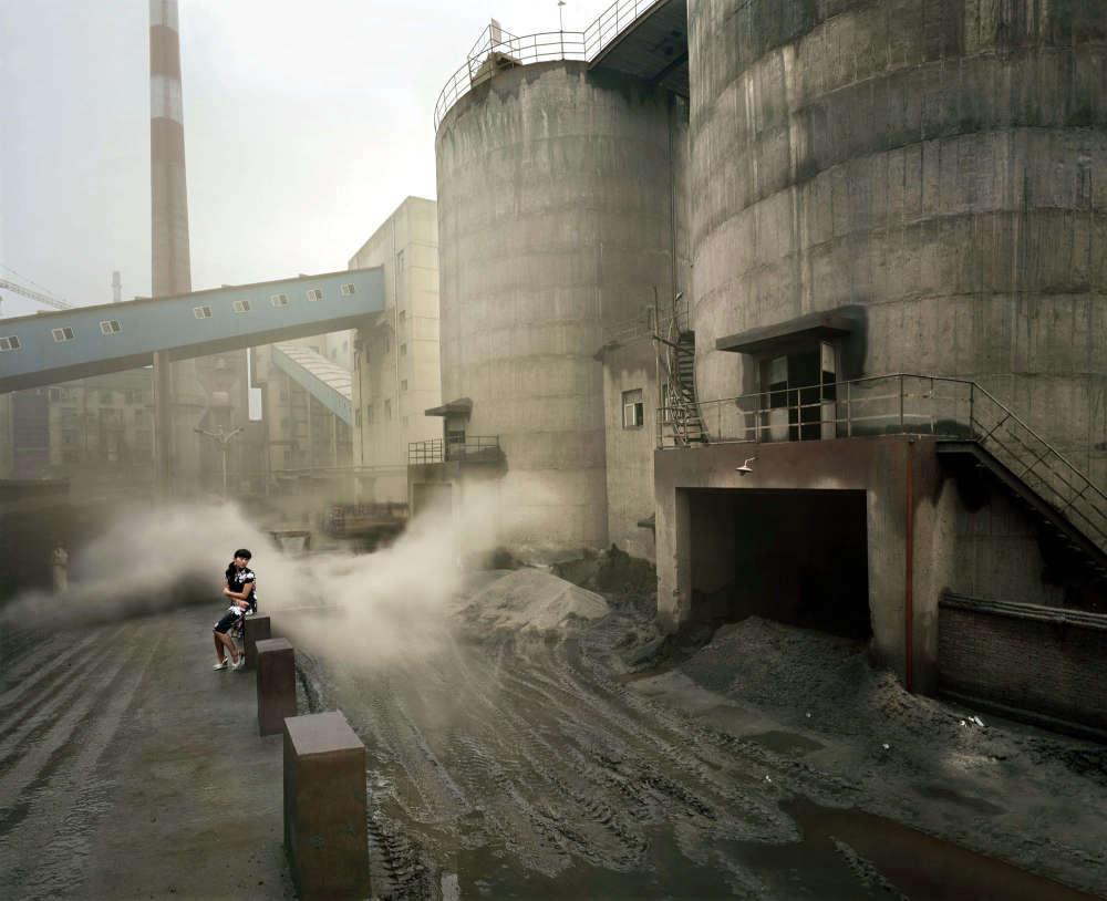 Elton John AIDS Foundation Photography Portfolio II, Chen Jiagang: Third Front III- Smog, 2008
