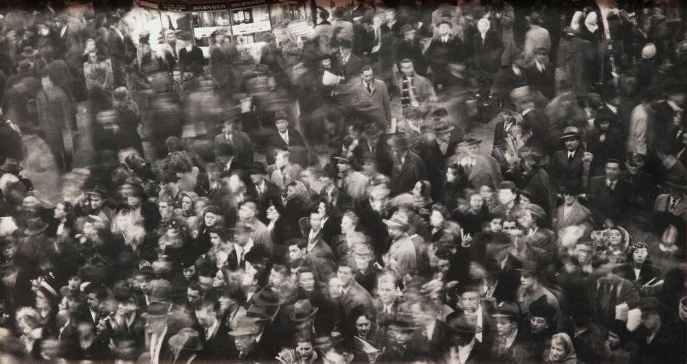 Paul Himmel, Grand Central Station I, 1950