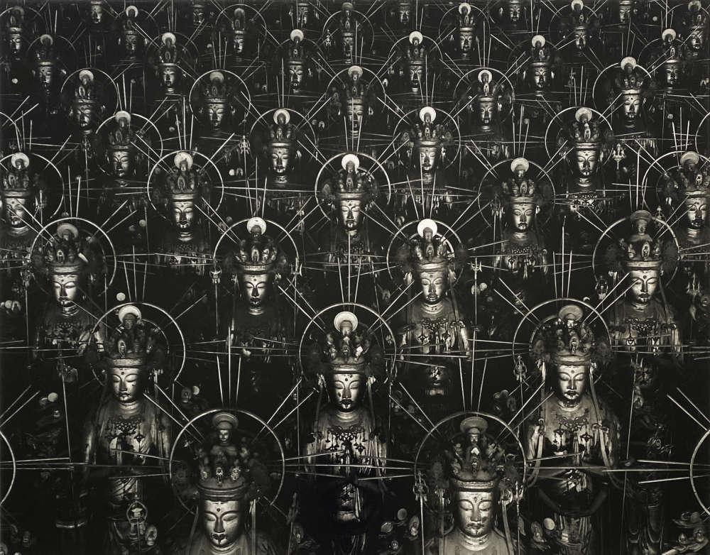 Hiroshi Sugimoto, Hall of Thirty-three Bays, 1995