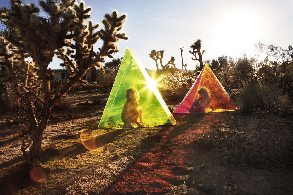 Tierney Gearon, Untitled (Twin Triangle)