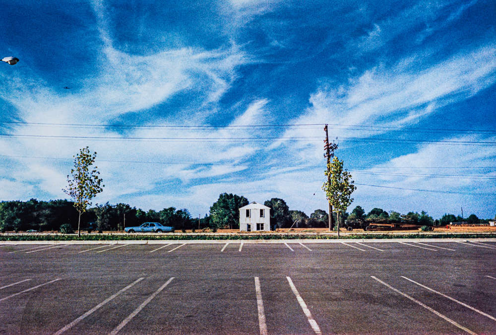 "William Eggleston, Untitled, from the Los Alamos ""Cousins"" portfolio, 1965-74"