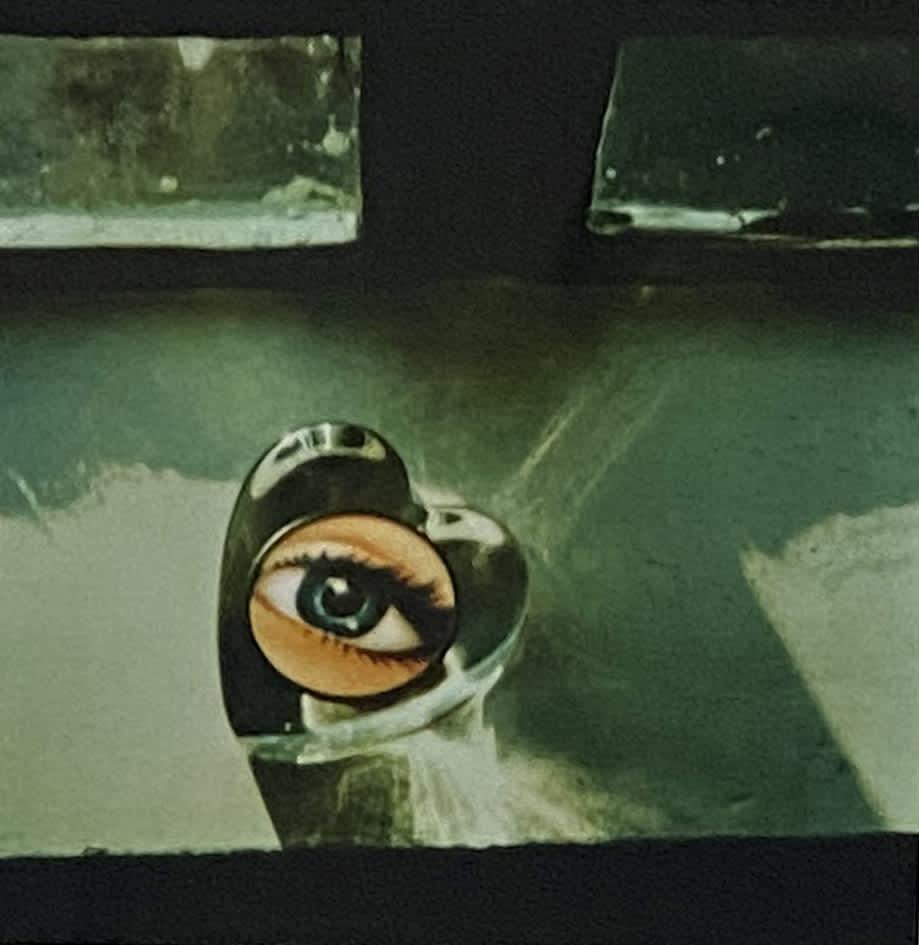 André Kertész, Plate B August 13 1979, 1979