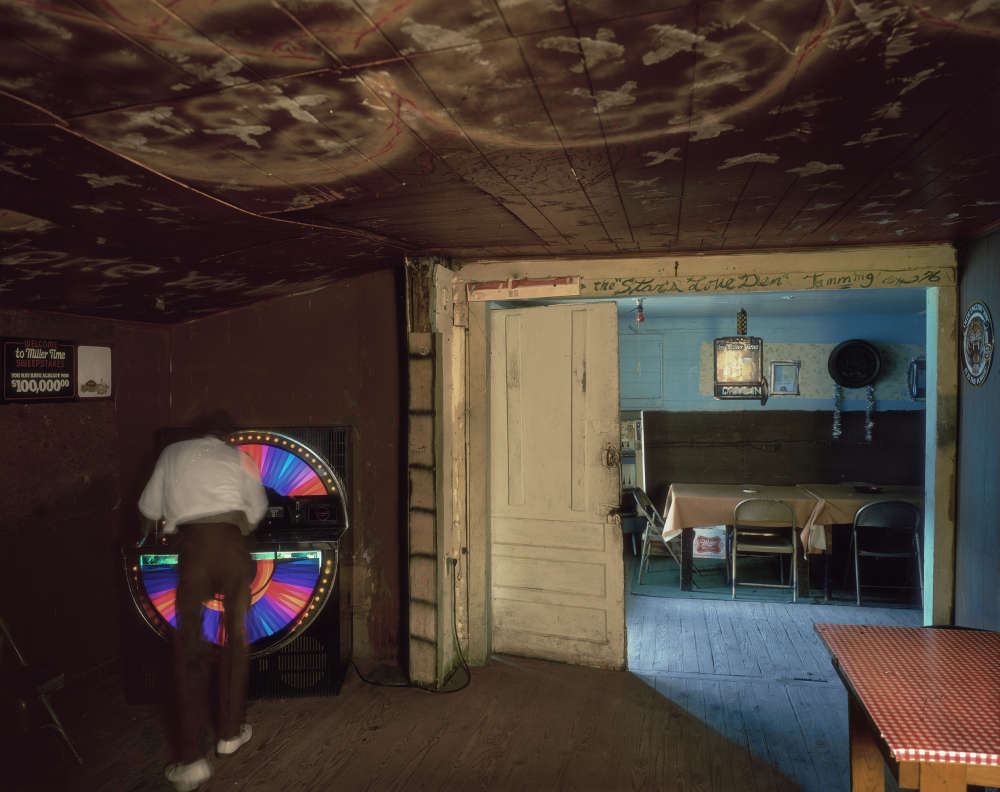 Birney Imes, Royal Crown Cafe; Boyle, Mississippi, 1983