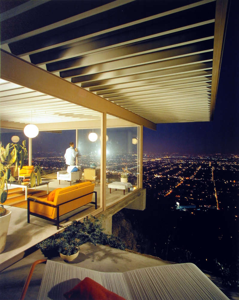 Julius Shulman, Case Study House #22, Playboy, 1960