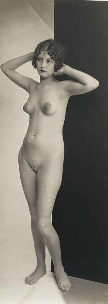 Albert Arthur Allen, Untitled Nude (From The Boudoir Series, no. 32), 1916 - 1930