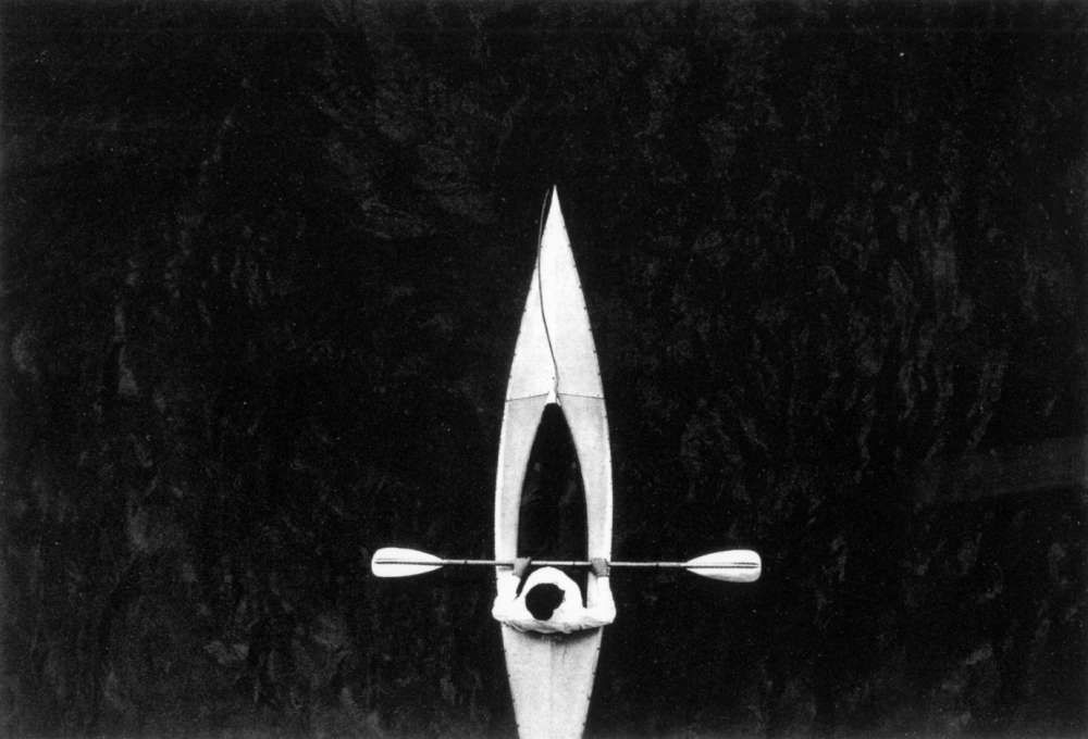 Ray K. Metzker, Kayak, Frankfurt, 1961