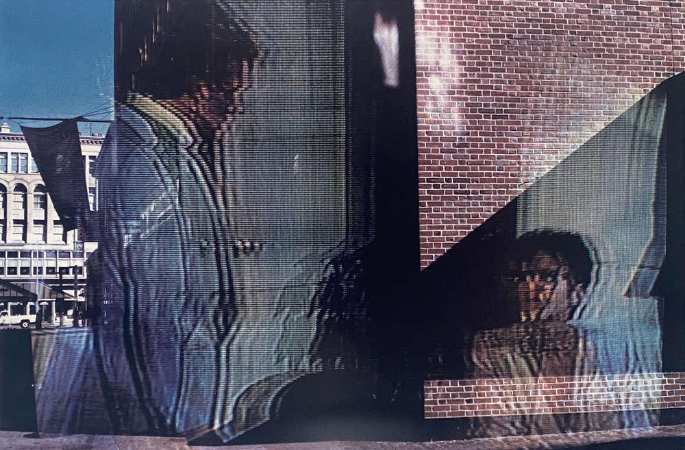 Harry Callahan, Providence, 1984