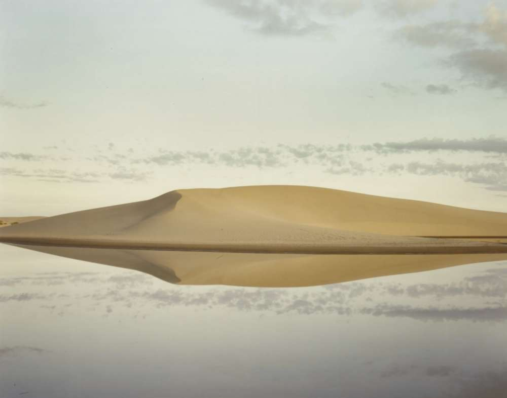 Richard Misrach, Battleground Point #22, 1999