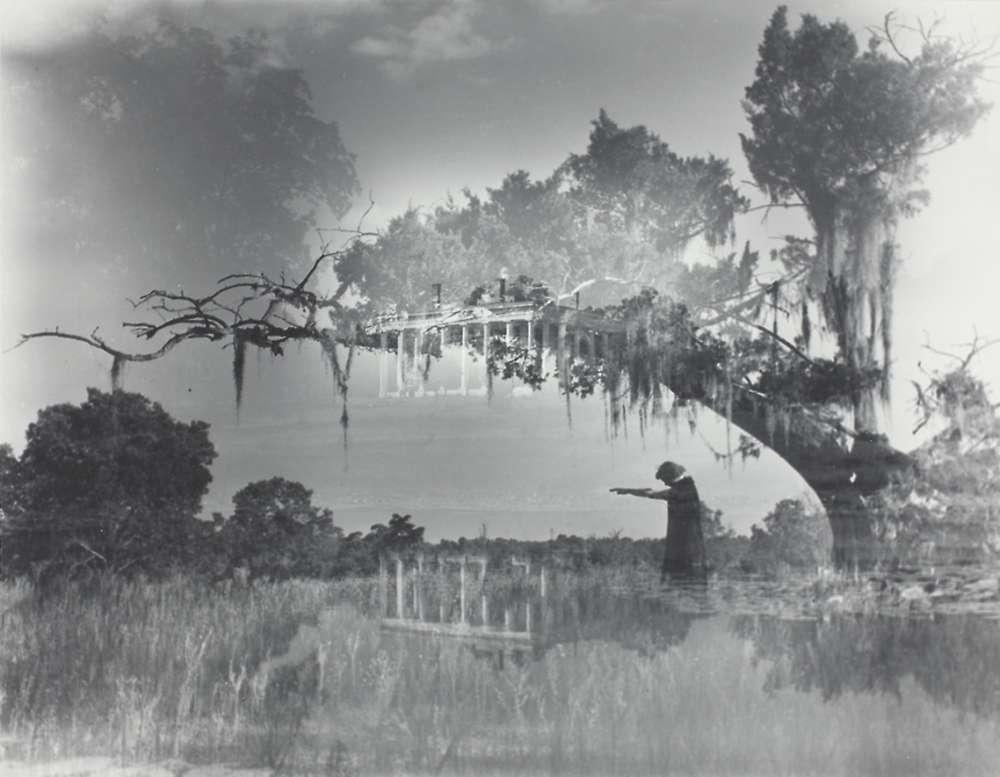 Clarence John Laughlin, Elegy for Moss Land, 1940