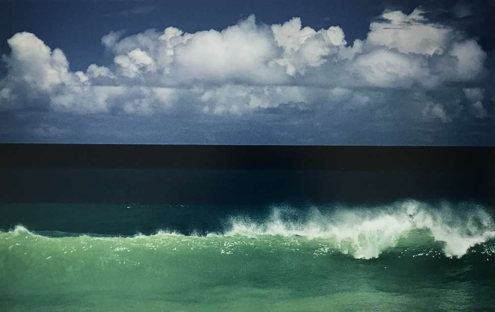Ernst Haas, Tobago, From the Creation Portfolio published by Daniel Wolf Press in 1981, 1968