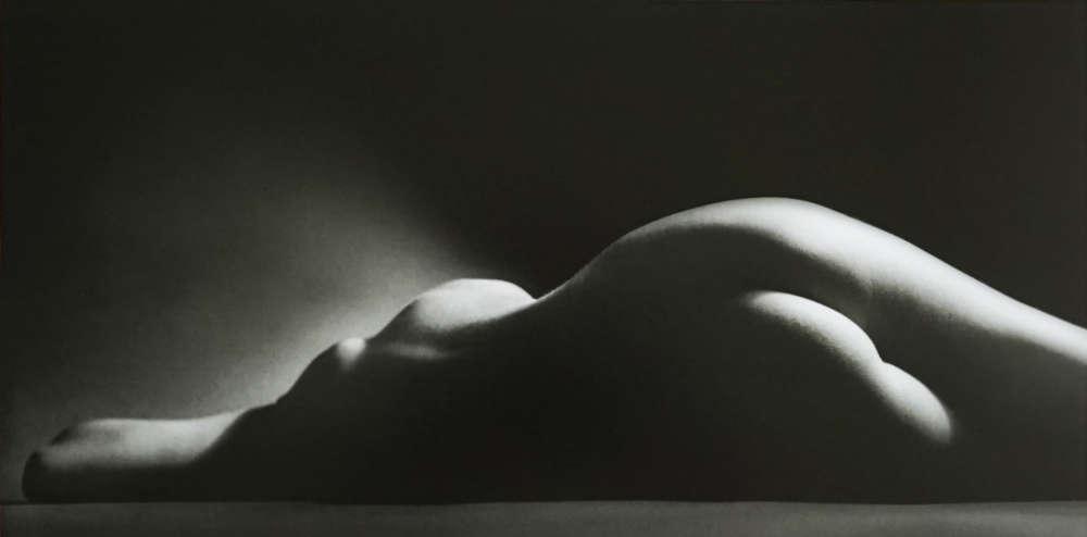 Ruth Bernhard, Sand Dune, 1967