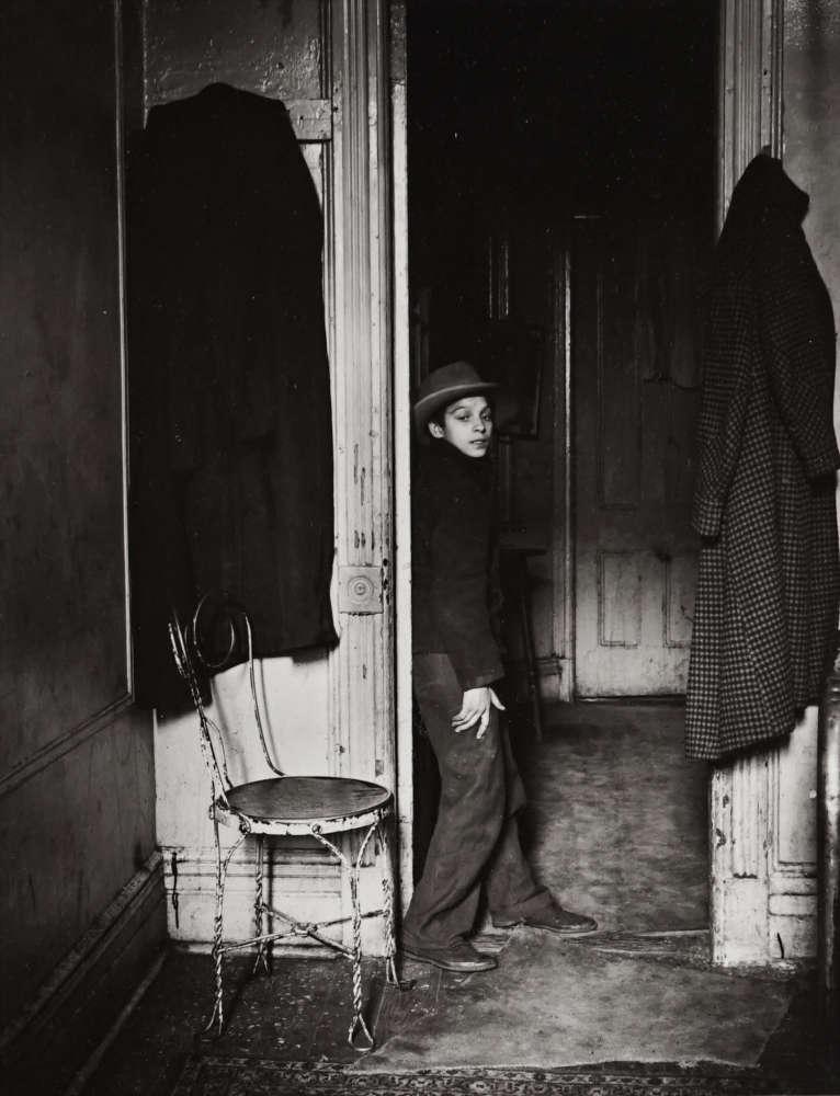 Helen Levitt, Untitled, New York, 1942